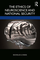 The Ethics of Neuroscience and National Security Pdf/ePub eBook