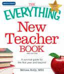 The Everything New Teacher Book Pdf/ePub eBook