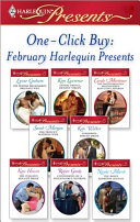 One-Click Buy: February 2009 Harlequin Presents