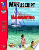Practice Manuscript Traditional Style Gr  PK 2