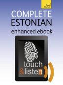 Complete Estonian: Teach Yourself Audio eBook (Kindle Enhanced Edition)