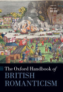 The Oxford Handbook of British Romanticism Pdf/ePub eBook