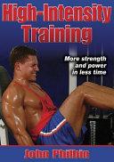 Pdf High-Intensity Training