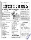 Henry De Marsan s New Comic and Sentimental Singer s Journal Book PDF