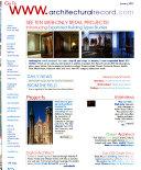 Pdf Architectural Record