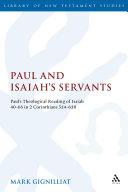 Paul and Isaiah's Servants Pdf/ePub eBook