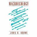 Macroecology