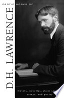 Erotic Works of D.H. Lawrence
