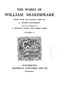 Pdf The Works of William Shakespeare: Taming of the shrew. Merchant of Venice. Merry wives of Windsor