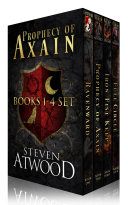 Prophecy of Axain Box Set (Books 1-4) Pdf/ePub eBook