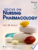 Focus on Nursing Pharmacology / Lippincott's Photo Atlas of Medical Administration / Lippincott's Online Course