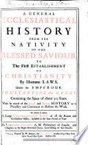 A General Ecclesiastical History