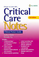 Pdf Critical Care Notes Clinical Pocket Guide
