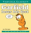 Garfield Loses His Feet