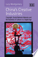 China s Creative Industries Book