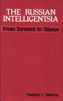 The Russian Intelligentsia Book