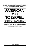 American Aid To Israel