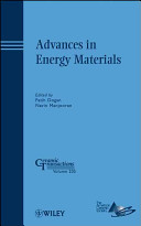 Advances in Energy Materials Book
