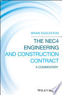 The NEC4 Engineering and Construction Contract