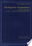 Theologischer Pragmatismus