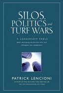 Silos, Politics and Turf Wars [Pdf/ePub] eBook