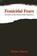 Pdf Femicidal Fears