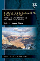 Forgotten Intellectual Property Lore Pdf/ePub eBook