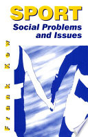 Sport  Social Problems and Issues