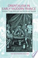 Orientalism in Early Modern France