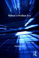 Milton's Ovidian Eve Pdf/ePub eBook