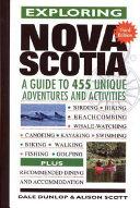 Exploring Nova Scotia Book