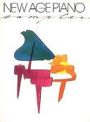 New Age Piano Sampler Book