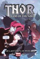 Thor: God of Thunder Volume 4