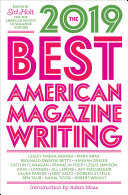 Pdf The Best American Magazine Writing 2019