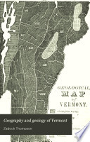 Geography and Geology of Vermont Book PDF