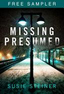 Missing  Presumed  free sampler