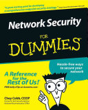 Network Security For Dummies Book
