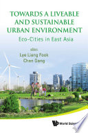 Towards a Liveable and Sustainable Urban Environment Book