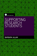 Supporting Research Students
