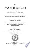 Standard Speller Book PDF