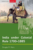 India Under Colonial Rule