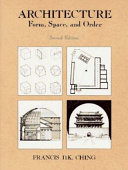 Architecture, Form, Space & Order