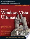 Windows Vista Ultimate Bible