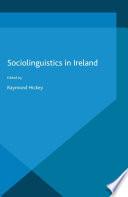 Sociolinguistics in Ireland
