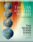 The USA and The World 2017 2018