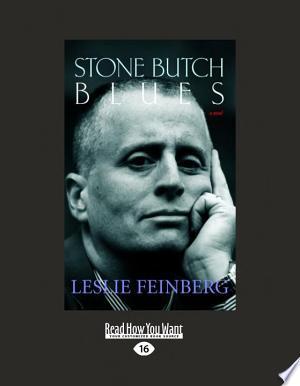 Stone Butch Blues banner backdrop