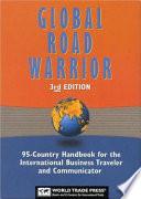 Global Road Warrior Book