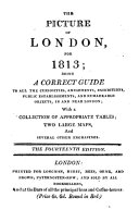 The picture of London, for 1802
