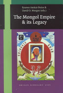 Pdf The Mongol Empire and Its Legacy