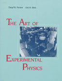 The Art of Experimental Physics Book